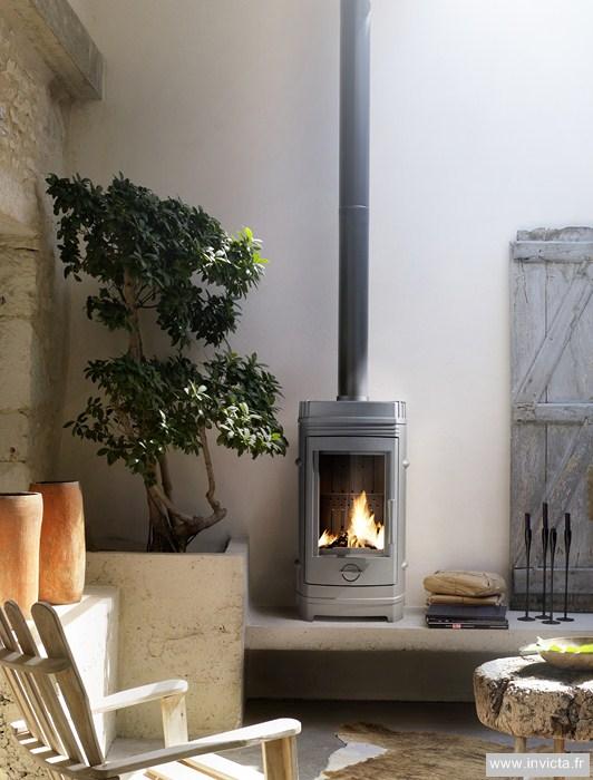 Cassine Döküm Odun Sobası