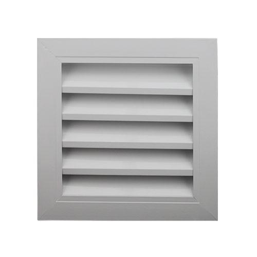 15×15 cm Liner Beyaz Şömine Menfezi