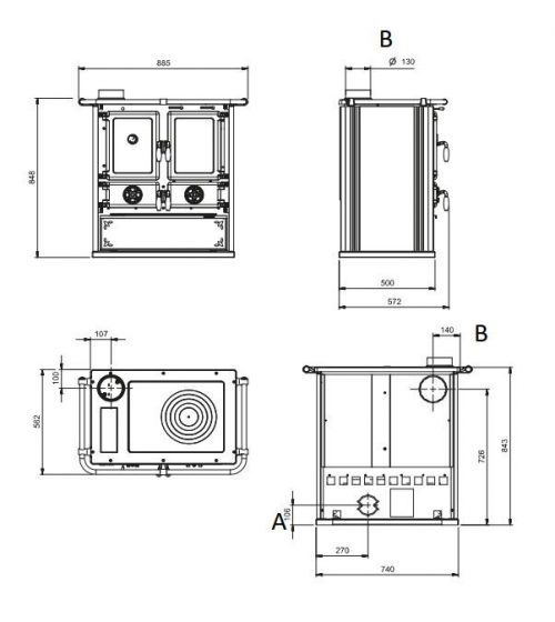 rosetta-sinistra-BII-steel